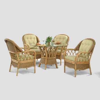 Everglade five piece dining set.