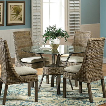 "Exuma 48"" Round Dining Table"