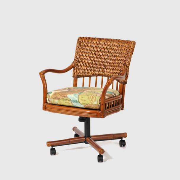 Key Largo Swivel Caster Chair