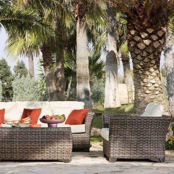 Samoa Outdoor Lounge Chair