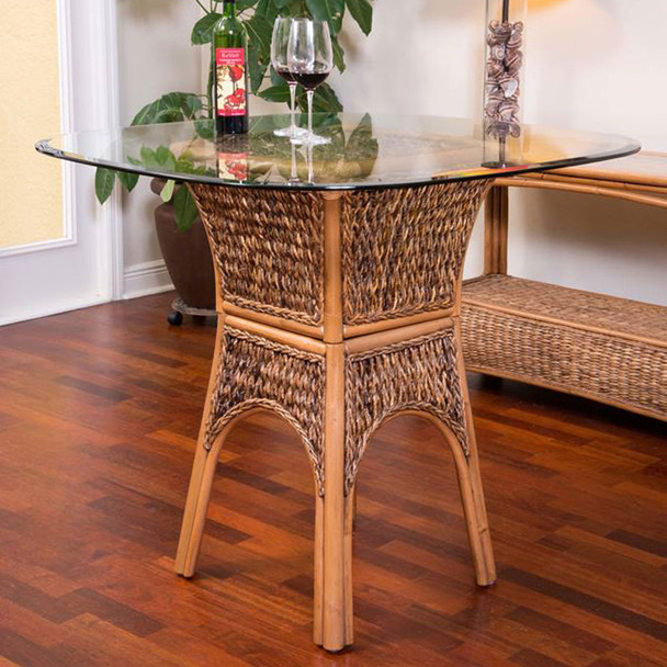 Panama Counter Table in Antique Honey finish