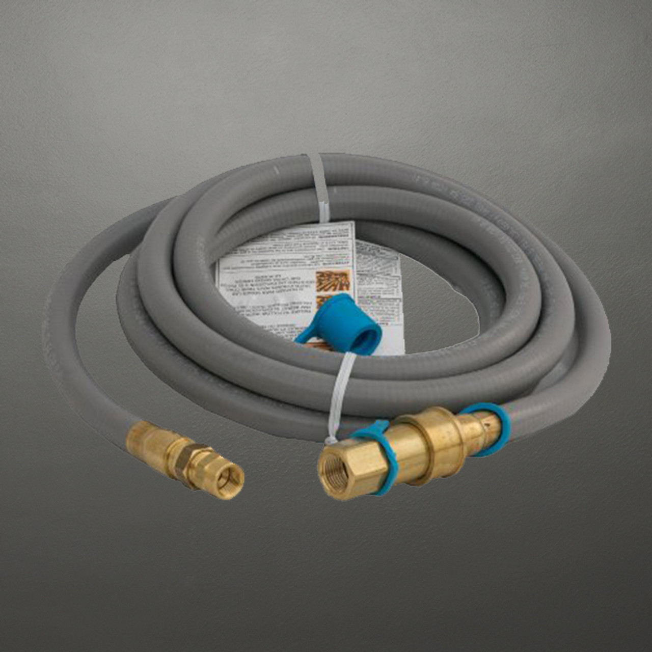 lhp 147 natural gas hose quick disconnect