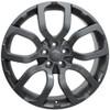 "20"" Fits Land Rover Evoque Wheels Gunmetal Set of 4 20x9"" Rims"