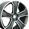 "20"" Fits Land or Range Rover Manchester Wheel Gunmetal 20x9.5"""