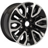 "17"" Ford®  F150 Raptor Factory Original OEM Wheel Black Machined Face Set of 4 17x8.5"