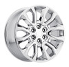 "20"" Fits Ford® F150 6 Lug Wheels Chrome Raptor Style Set of 4 20x9"" Rims"