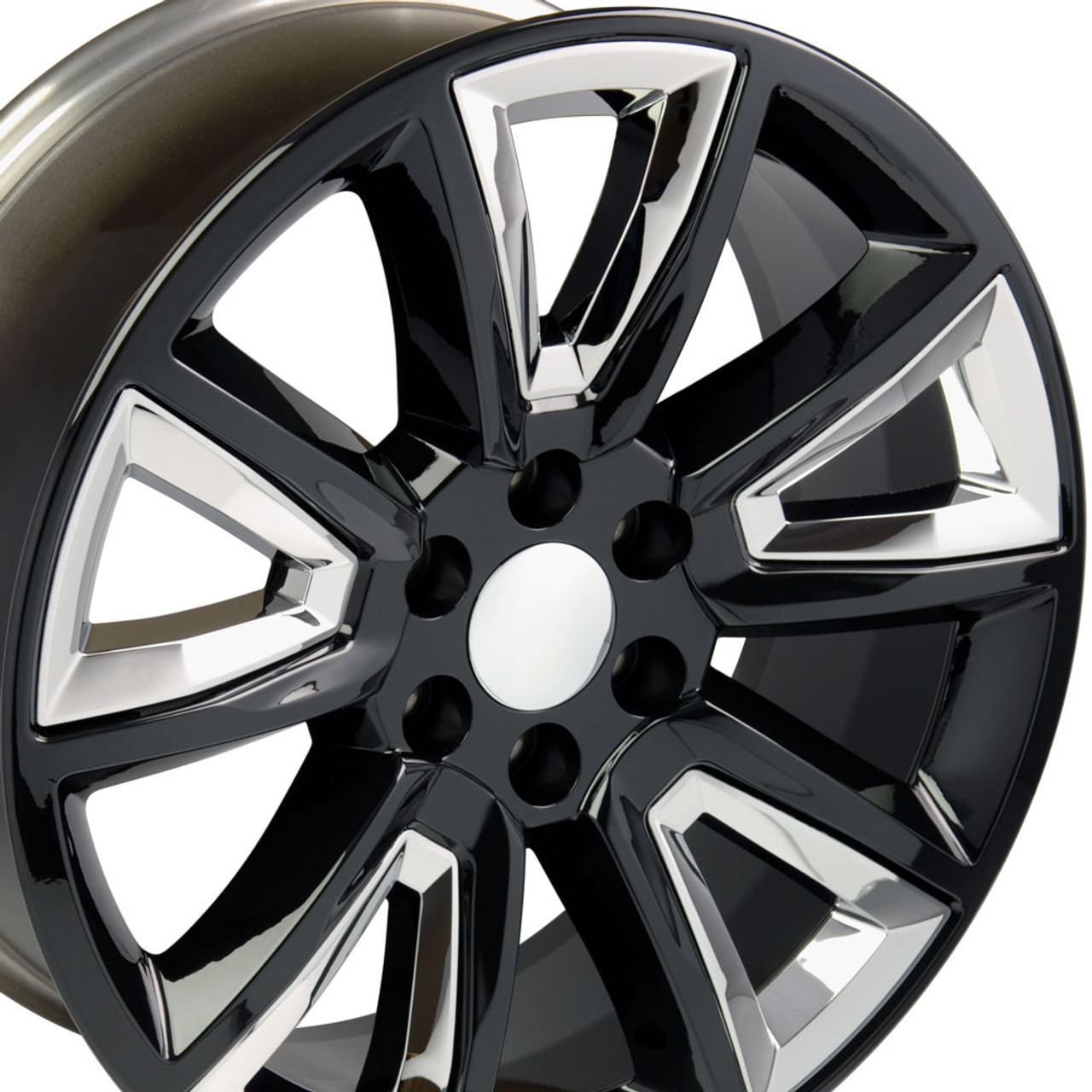 All Chevy chevy 22 rims : 22