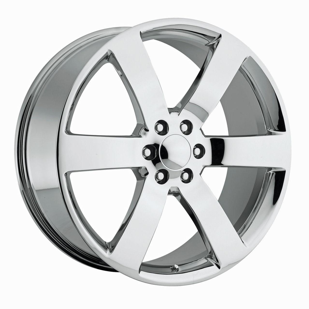 "22"" Chevy Trailblazer SS Style Fits Silverado 1500 Tahoe Wheels Chrome Set of 4 22X9"" Rims ..."