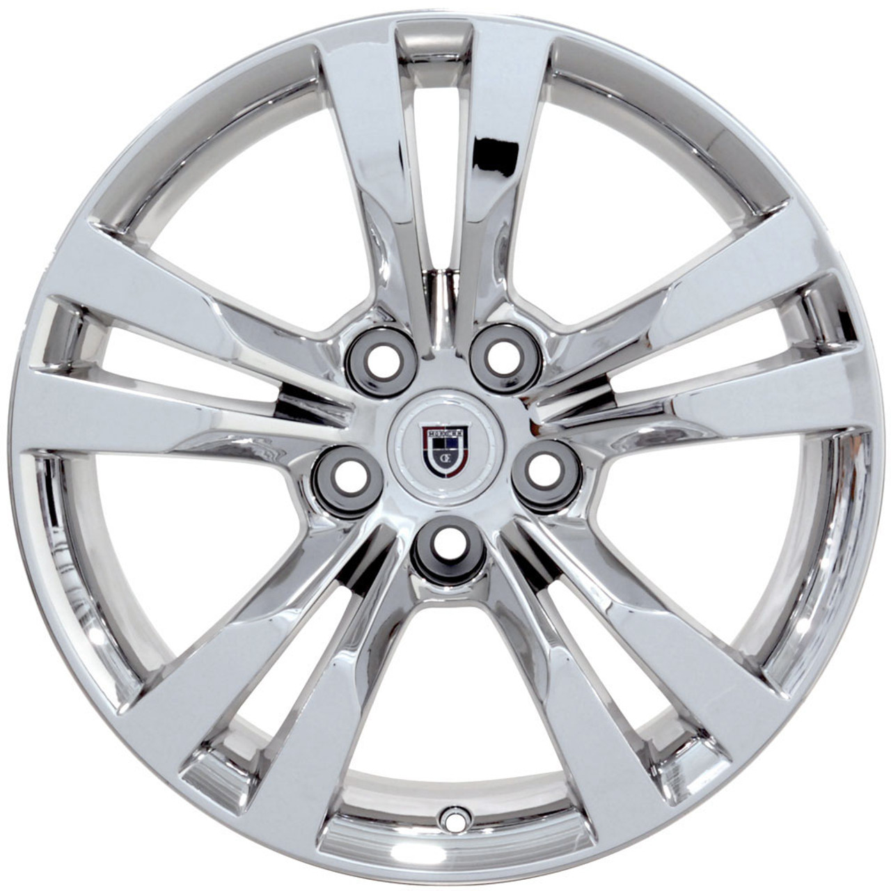 pin rims v avantgarde cts coupe silver fits garde avant cadillac wheels concave