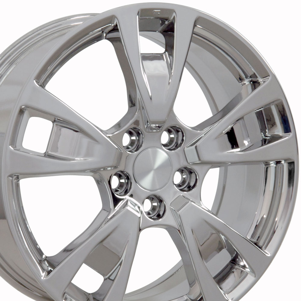 Fits Acura TL Acura RL Chrome Wheels Set Of X Rims Stock - Acura rl wheels