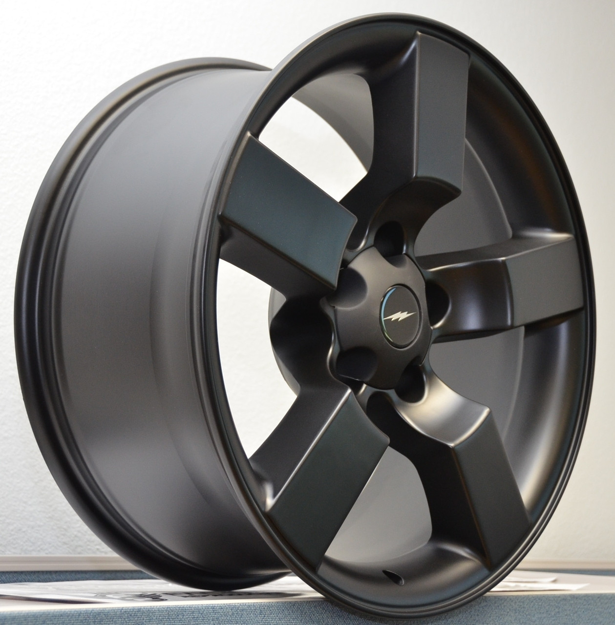 "20"" Satin Black Ford F150 Lightning Expedition Alloy ..."