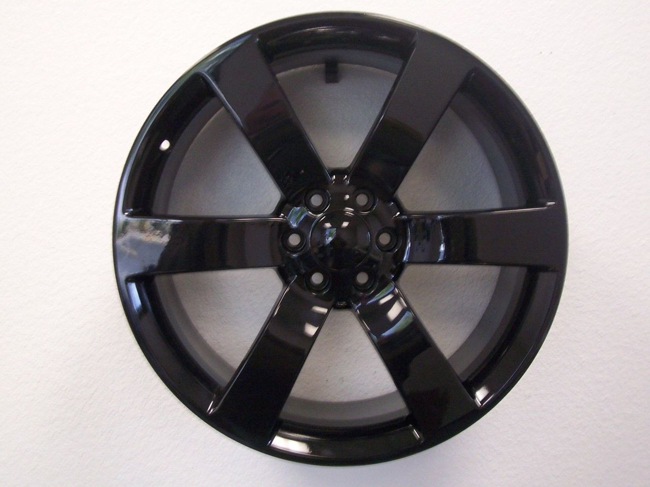 "20"" TrailBlazer SS GMC Envoy Wheels Rims Gloss Black Set of 4 20x8"" - Stock Wheel Solutions"
