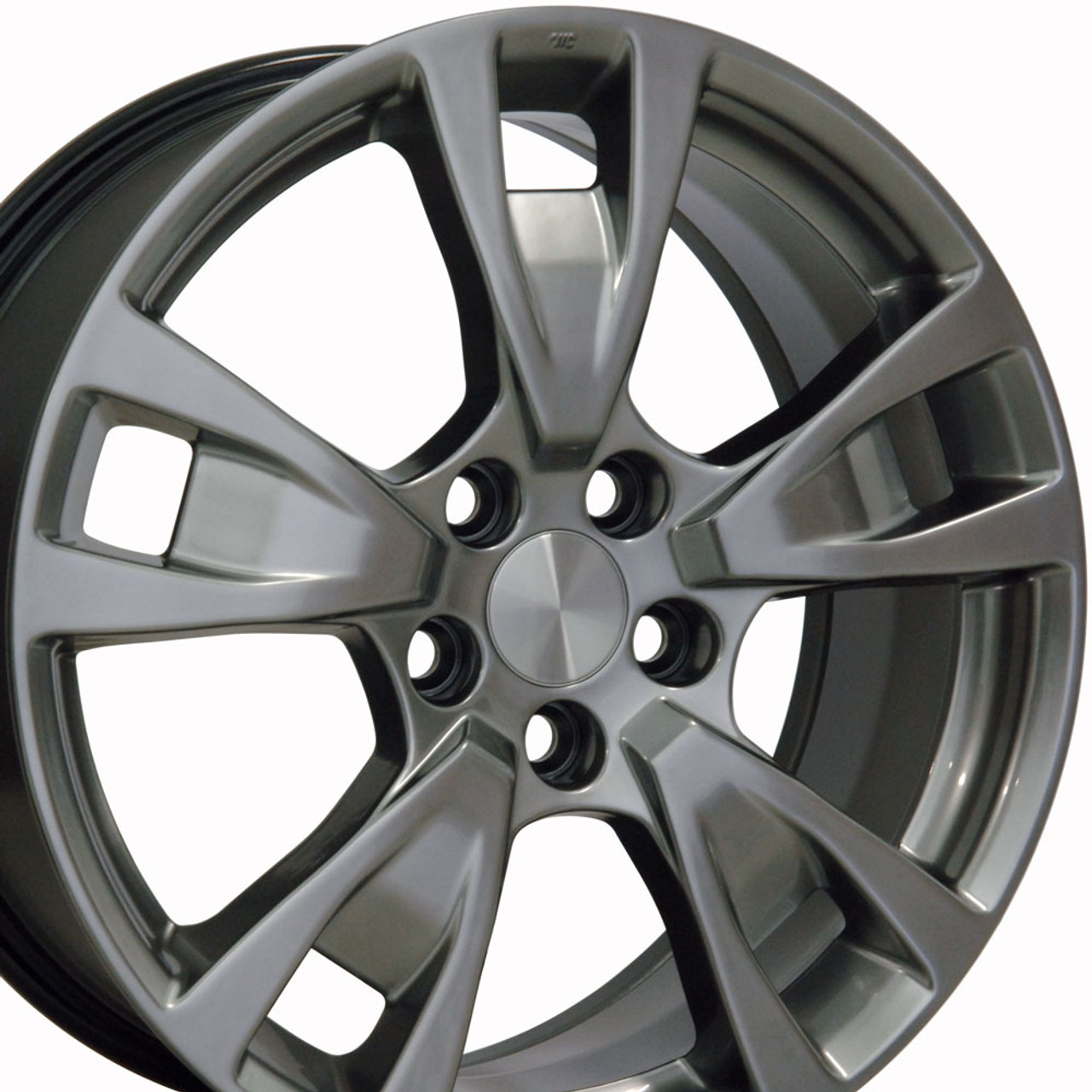 Fits Acura TL Acura RL Silver Wheels Set Of X Rims Stock - Acura rl wheels