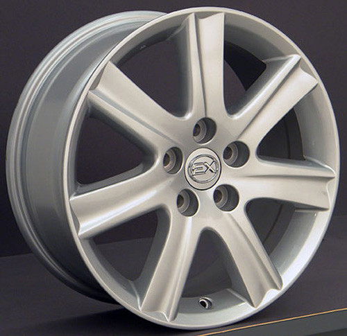 "Lexus Es 350 Tires: 17"" Fits Lexus ES 350 Silver Wheels Set Of 4 17x7"" Rim"