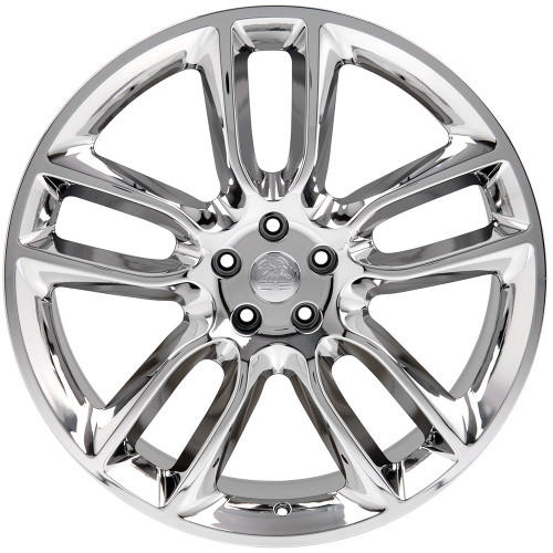 Fits Ford Edge Wheels Pvd Chrome Set Of  X Rims