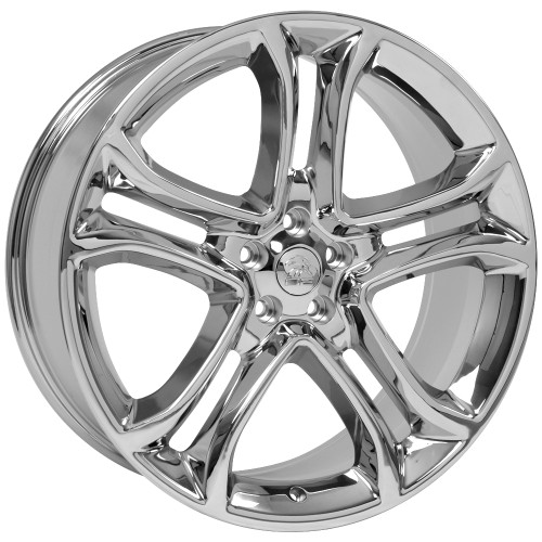 Fits Ford Edge Wheel Chrome Set Of