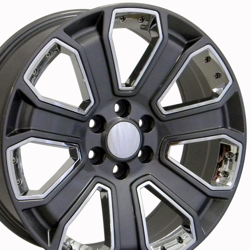 gmc factory pirelli with tires polished nice cars aluminum wheels threads