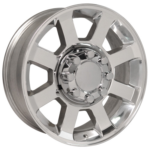 "20"" Fits Ford® F250-F350 Wheels Polished Set of 4 20x8 Hollander 3693 Rims"