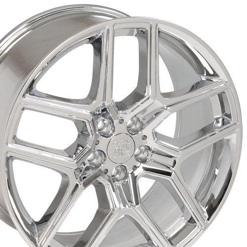 "20"" Fits Ford Explorer Wheels Chrome Face Set of 4 20x9"" Rims"