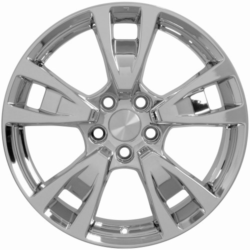 Fits Acura TL Acura RL Chrome Wheels Set Of X Rims Stock - Acura tl rims