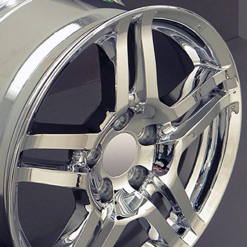 Fits Acura TL Wheel Chrome X Rim Hollander Stock - Acura tl rim