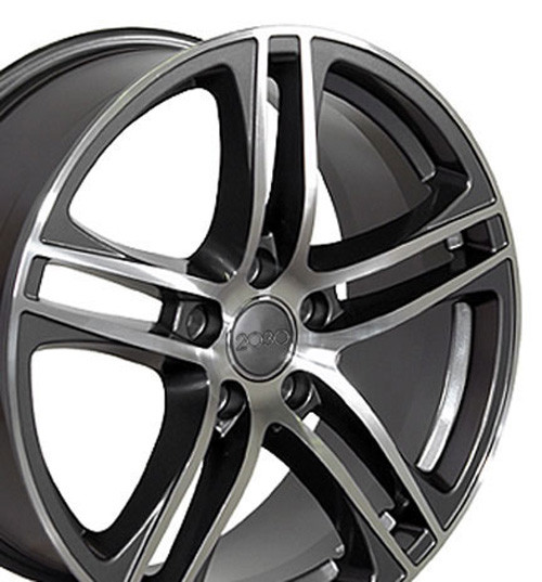 Audi OEM Replica Wheels & Accessories