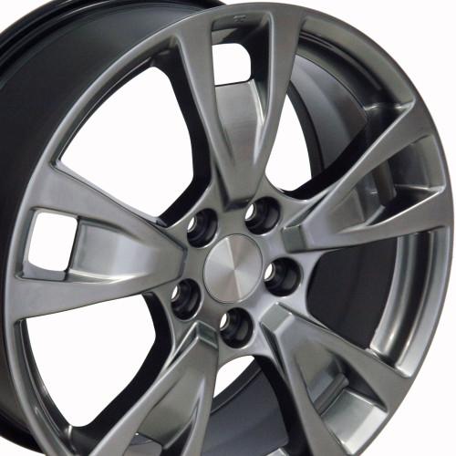 Fits Acura TL Acura RL Silver Wheels Set Of X Rims Stock - Black acura rims