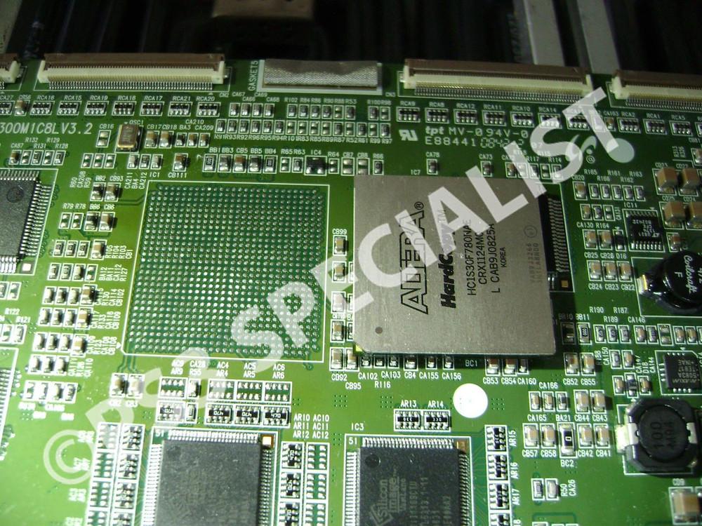 Samsung Monitor 305T/Gateway XHD3000 Monitor Reballing Repair