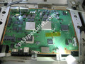 the motherboard is cleaned ready for removing the graphics chip