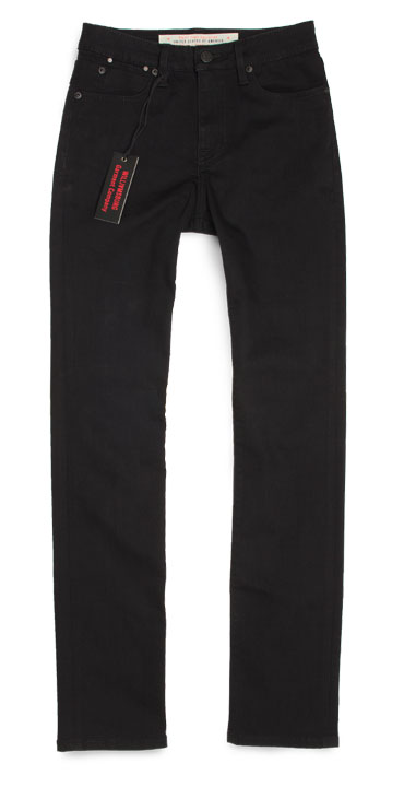Women's Wythe Ave tube straight mid rise jeans