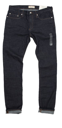Fit of Gap men's skinny jeans made in China