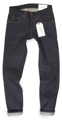 Fit of Rag & Bone Standard Issue Fit 2 jeans made in USA