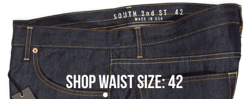 Shop mens denim size 42 jeans made in the USA
