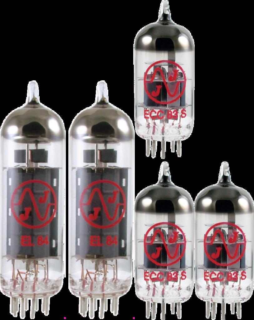 JJ / Tesla Vacuum Tube Amp Set ~ Orange Tiny Terror