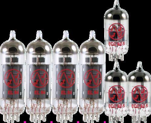 JJ / Tesla Vacuum Tube Amp Set ~ Vox AC30