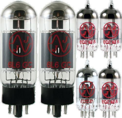 JJ / Tesla Vacuum Tube Amp Set ~ Fender Bandmaster