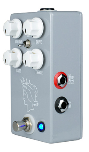 JHS Pedals Twin Twelve Channel Drive V2 ~ (Pre-amp / Overdrive)