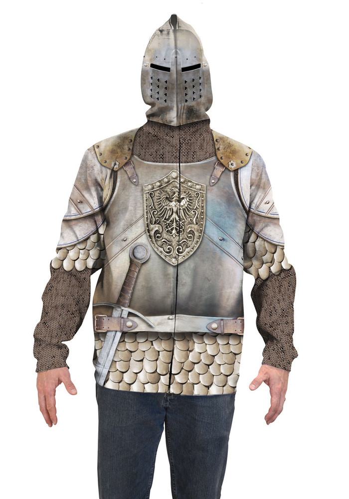 Knight Mask Hoodie