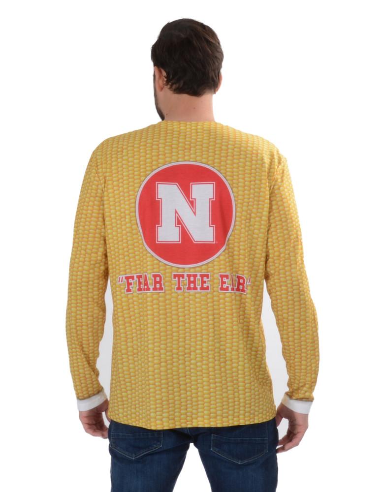 Nebraska Huskers Corn Suit Tee