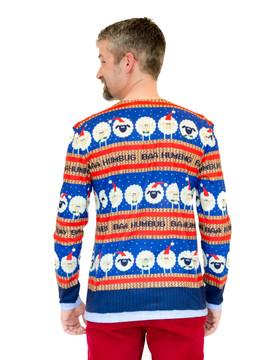 Baa Humbug Ugly Xmas Sweater