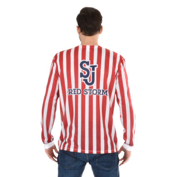 St. Johns Striped Suit