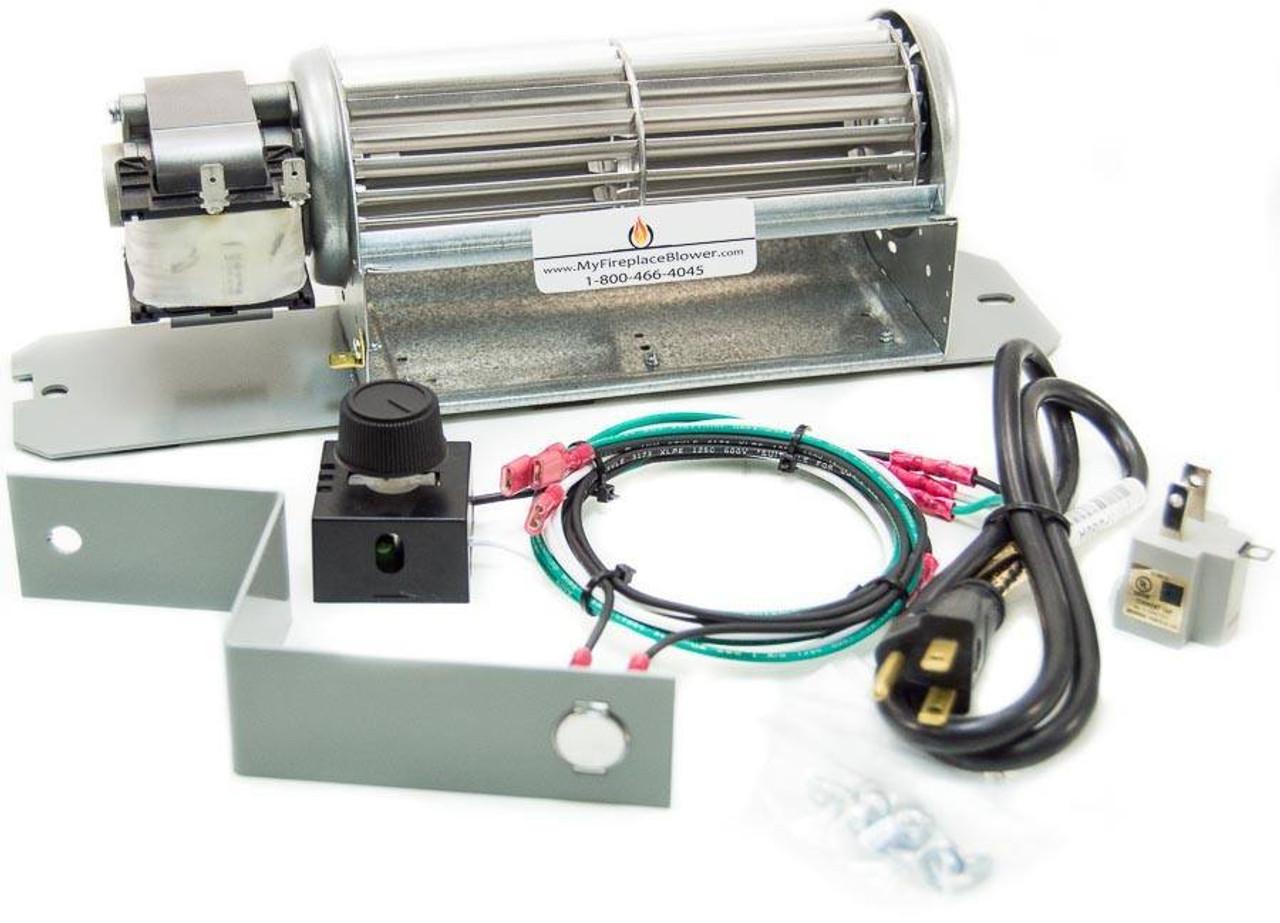 GZ550-1KT Blower Kit | Continental Firep Blower Fan | BCDV42P