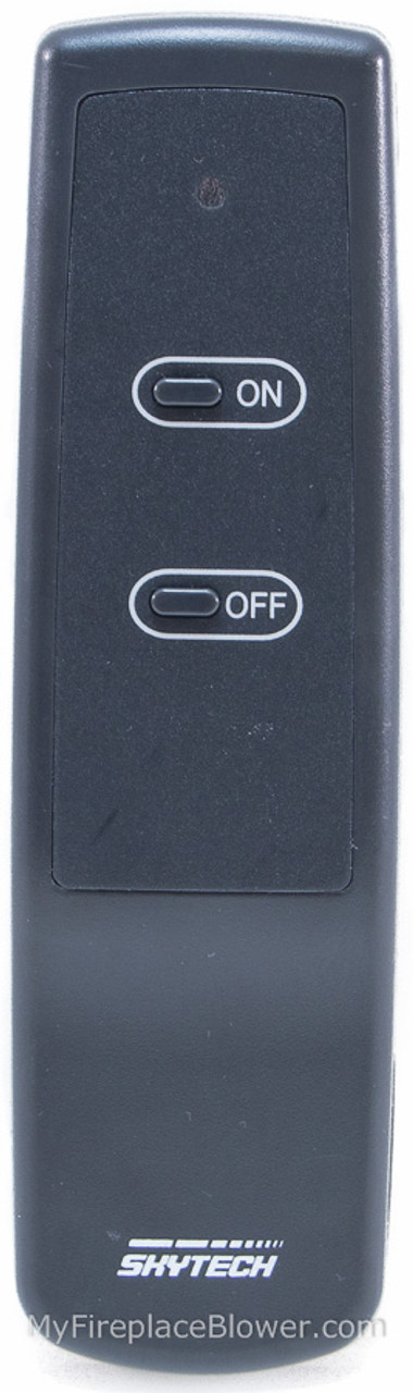 ... Control Kit; SkyTech 1410 A Remote For Gas Fireplace Inserts