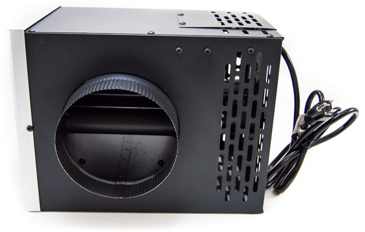 Heat Reclaimer Stove Blower Fan