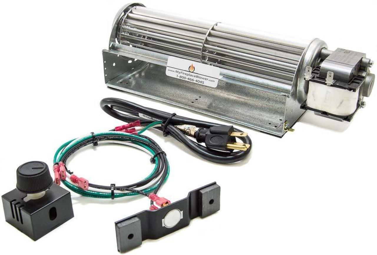 FK4 Fireplace Blower Fan Kit for Heatilator GC300 SERIES fireplace