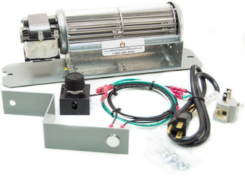 GZ550-1KT Fireplace Blower Fan Kit for Continental BCDV42N Fireplace Inserts