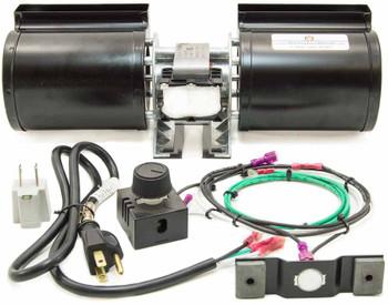 GFK-160A Fireplace Blower Fan Kit for Heat n Glo 6000 GDVFL