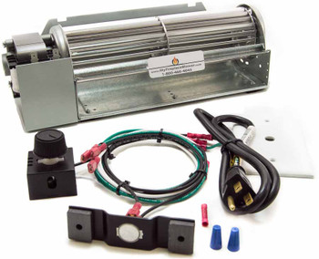 FBK-250 Fireplace Blower Kit for Lennox gas fireplace inserts