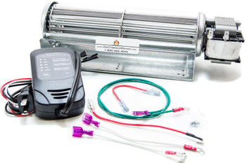 GFK4B Fireplace Blower Kit for Heatilator NB4236M, NB4236MI Fireplace Insert