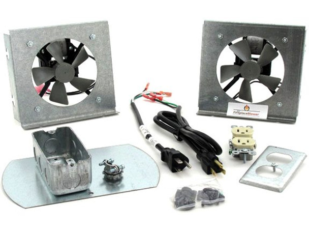 FK18 Blower Fan Kit for Heatilator fireplace inserts